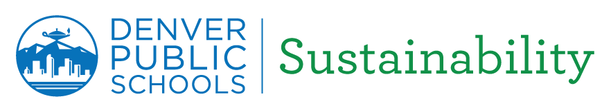 Denver Public Schools Sustainability Logo