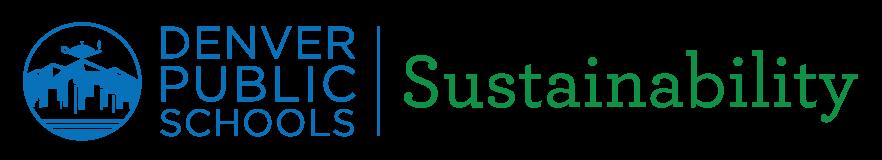Denver Public Schools Sustainability Logo