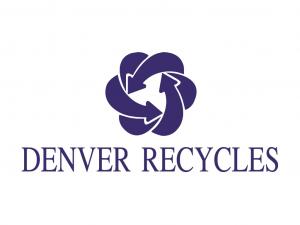 Denver Recycles Logo