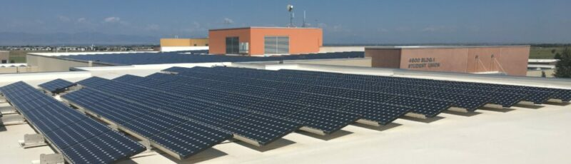 Evie Dennis Solar Array