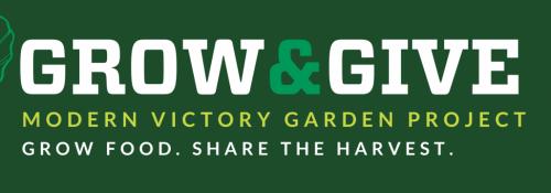 Grow and Give Logo