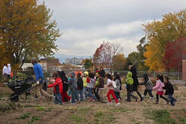 Kids Garden Parade
