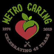 Metro Caring logo