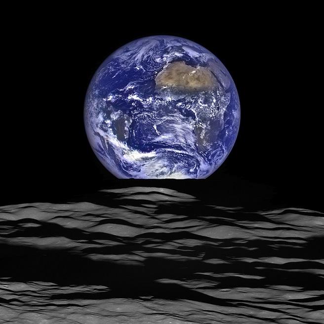 NASA Earth Rise 2015