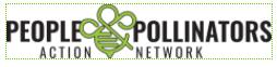 People and Pollinators logo