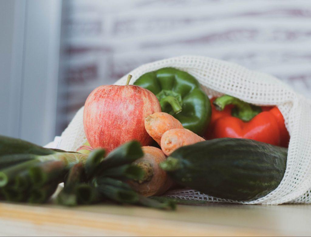 Garden Produce photo credit Benjamin Brunner and Unsplash